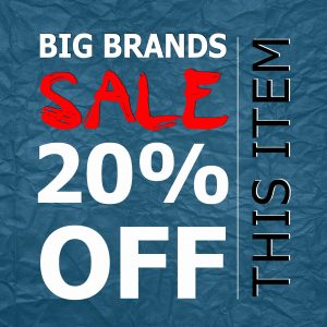 big brands sale labels 20 off christmas theme (2)